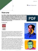 DANTO Sopa Pop