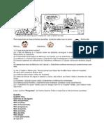 Provão 2º bim. 6ª série Produção. texto 2011