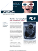 Accenture the New Market Reality