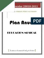Plan Anual de Primaria
