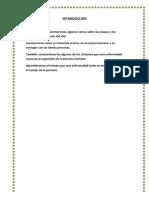 INTRODUCCIÓN. del VIH