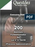 003_demo Da Lei Do Processo Administrativo