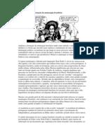 Luta de classes na formação da monarquia brasileira