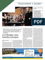Cz101127 Los Borgia, Una Familia Europea