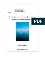 Introdução à Energia Eólica, Rui Castro IST