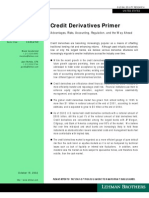 Lehman Brothers - Credit Derivatives Primer