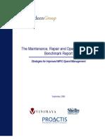 AberdeenGroup_MRO Benchmark Report
