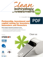 Clean Tech Asia 2011-Brochure