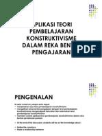 Kuliah7-Teori Konstruktivisme