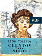LEON TOLSTOI  CUENTOS PARA NIÑOS