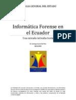 Introduccion a Forense Ecuador