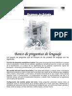 Lenguaje [Banco de Preguntas ICFES]