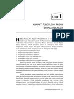 Kajian Bahasa Indonesia SD