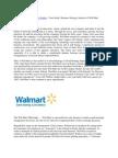 Walmart Notes
