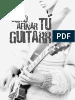 Como Afinar Tu Guitarra