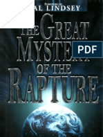 (WAM Rec Om Ended) the Great Mystery of the Rapture - Arno Froese, Forward by Hal Lindsey