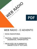 WEB RÁDIO
