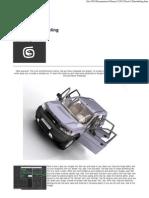 3dsmax - Car Modeling Ever Motion Creation 4 Ever