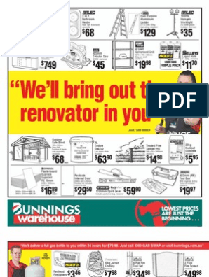 Bunnings Catalogue | Welding | Electrical Connector