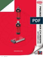 DSC Power Cylinder Catalog 2009