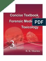 Third Edition Forensic Sciences Rk Sharma