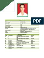 Mohammed Vakil Profile