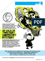 The Case of the Twistery Chemistry Mystery