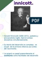 Ps. Del Desarrollo Donald Winnicott Mi Trabajo