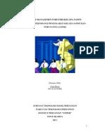 Paper Manajemen Industri Kelapa Sawit
