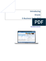 Introducing Oracle E-Business Suite R12