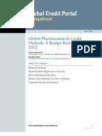 S&P_GlobalPharmaceuticalsCreditOutlookABumpyRideThrough2012