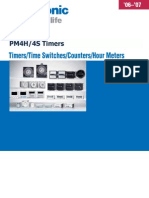 Panasonic Timer Products
