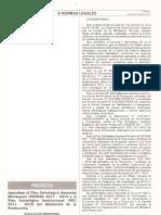 Resolución Ministerial 020-2011-PRODUCE