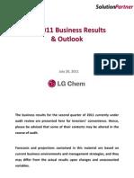 LG Chem.2Q Results