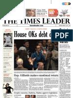 Times Leader 08-02-2011