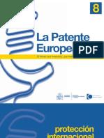 08 - La Patente Europea