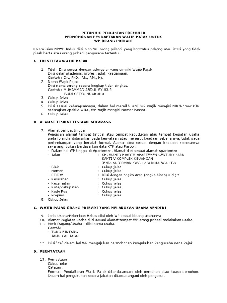 Petunjuk Per 44 2008
