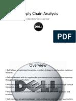 Supply Chain Analysis Dell