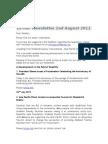 DPIAP Newsletter for 02-8-2011