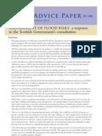 AD11_04 MANAGEMENT OF FLOOD RISKS: