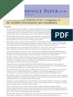 AD11_08 The National Marine Plan: