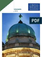 Trustees' Report & Accounts April 2009 – March 2010