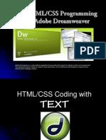 TEXT Programming