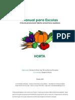 Manual de Horta Para Escolas