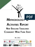 Methodology&ActivitesReport 20110802