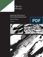 Summary - The Future of the Scottish Fishing Industry