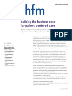 HFM-Business Case for Planetree