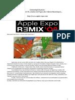 Communique Presse Apple Expo 08