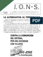 JONS nº 8 (1998)