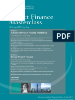 Energy Project Finance